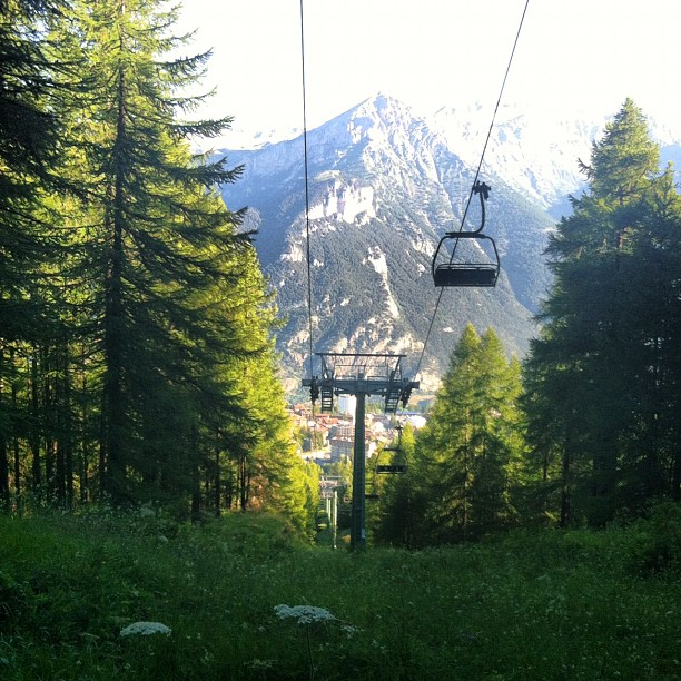 #sportinia chairlift#sauzedoulx