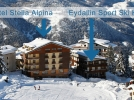 Hotel Stella Alpina at the foot of the Clotes ski slope  in Sauze d'Oulx