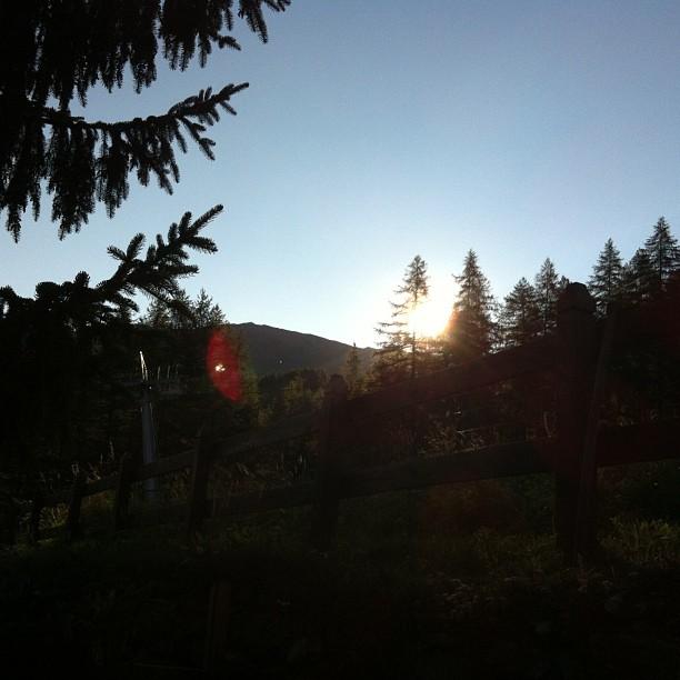 Sunrise in #sauzedoulx