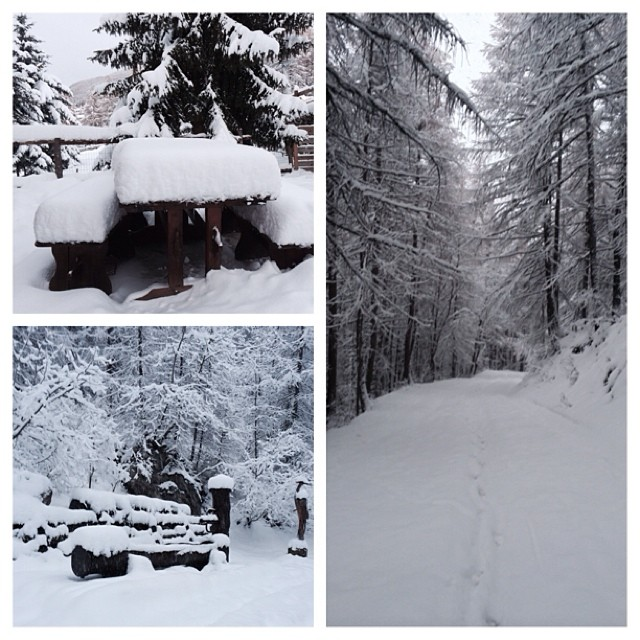 Now thats what I call snow !!!#sauzedoulx #hotelstellalpina