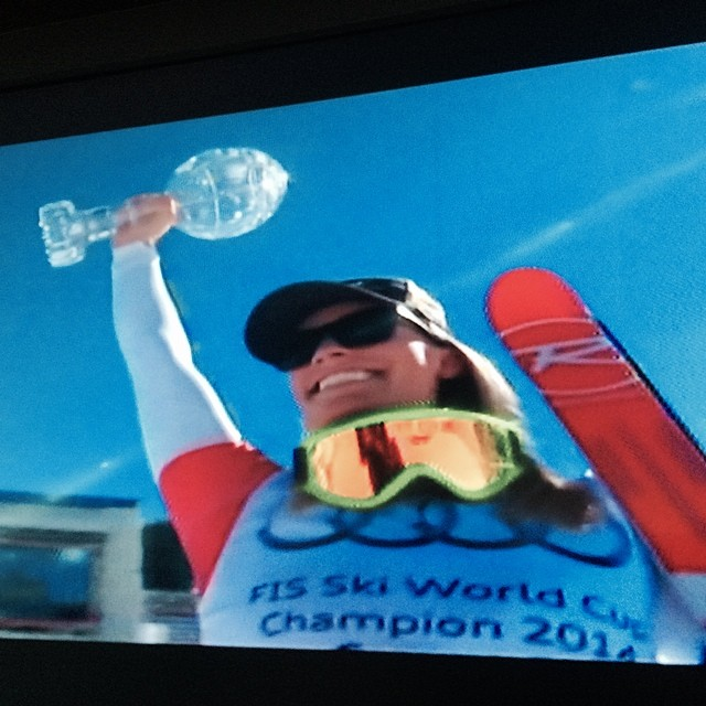 Great end of the season for our friend Lara super g world cup winner!! Congratulations from all of us at the Stella Alpina