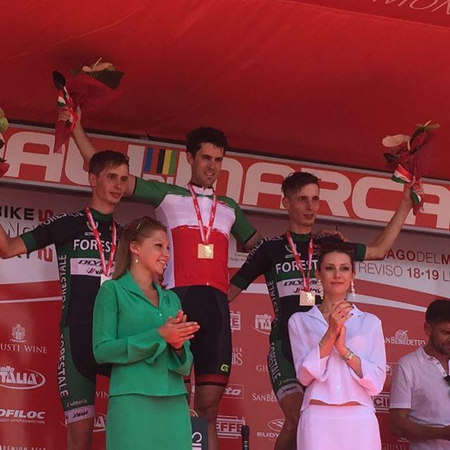 Italian Champion 2015 Andrea Tiberi!! Grande Tibo!!